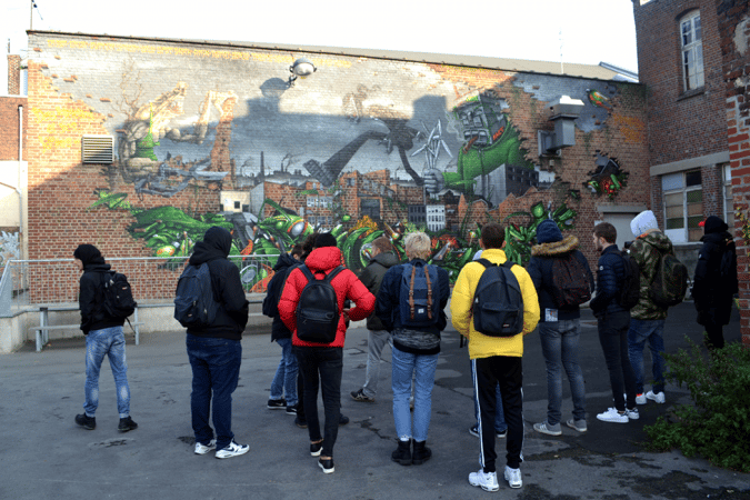 Street Art Bachelor Digital 3