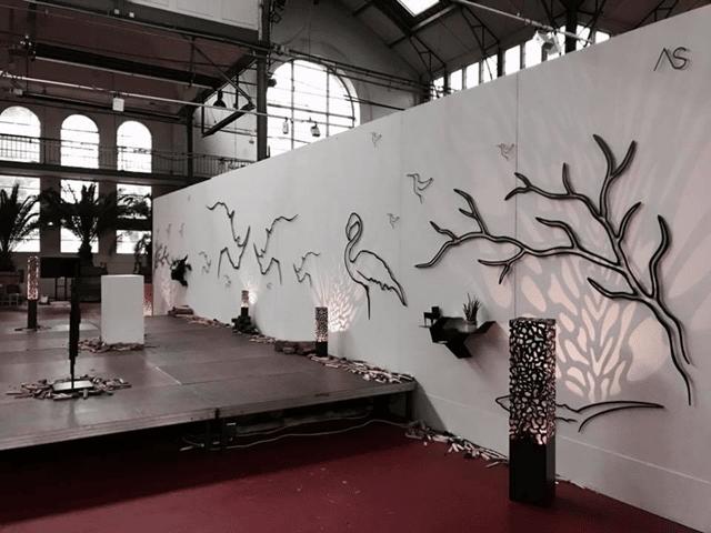 Exposition LOCOMOTIFS 2018 Edouard ASTRUC
