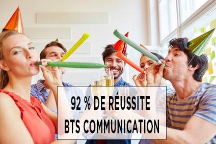 Bravo aux BTS Communication d'EFFICOM Lille