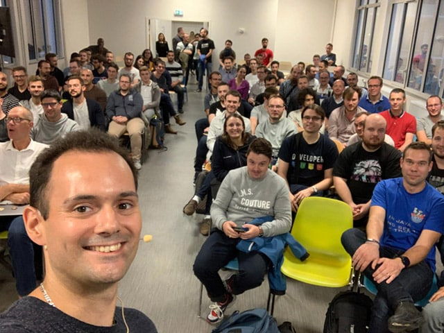 Tech school Meetup-Sécuriastion-API