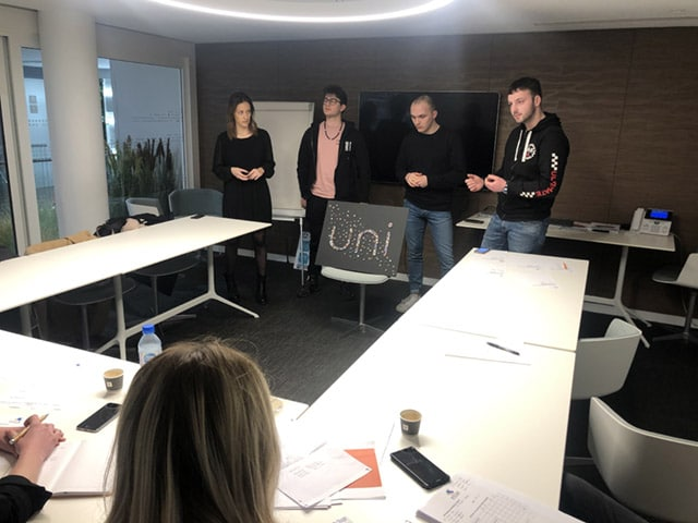 Efficom Lille concours design