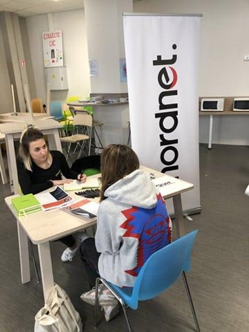 Nordnet Jobdating EFFICOM Lille