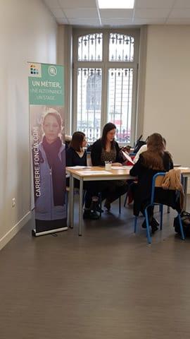 Foncia Jobdating EFFICOM Lille