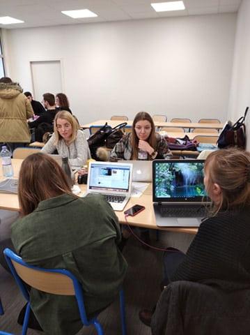 Etudiants RH EFFICOM Lille