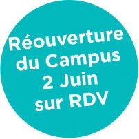 EFFICOM Lille rouvre au public à partir du 2 Juin sur RDV