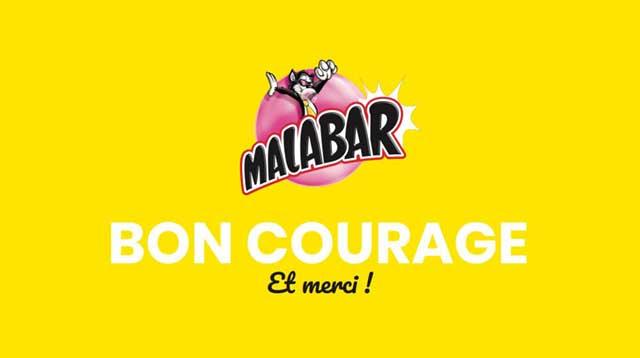 Bon Courage Projet MALABAR