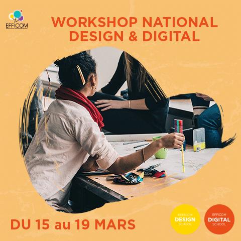 Workshop Design et Digital