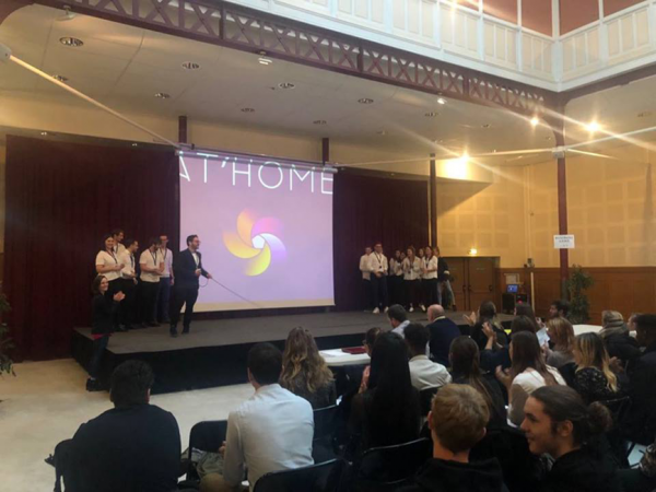 Business Game 2018 - Athome