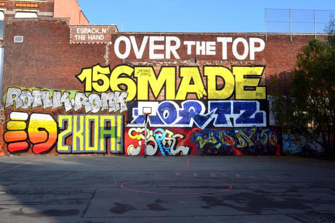 Street Art Bachelor Digital 13