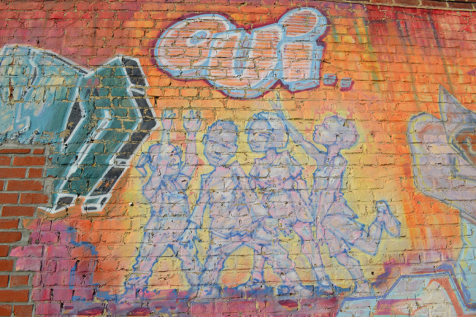 Street Art Bachelor Digital 1
