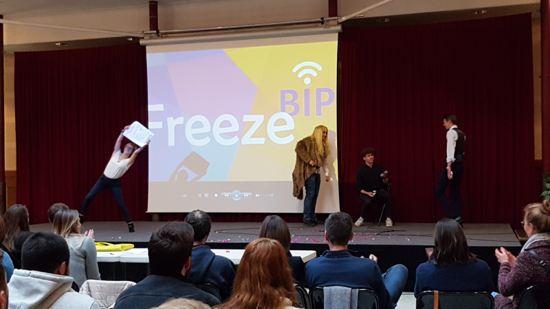 Business Game 2018 - Freeze-Bip-1