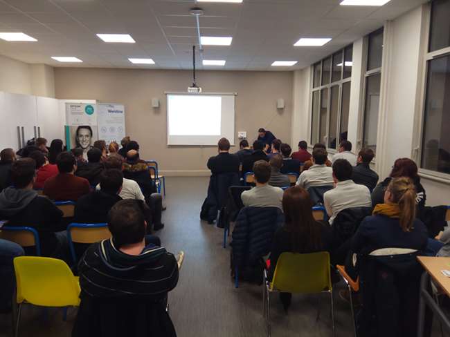 Kotlin TECH School EFFICOM Lille