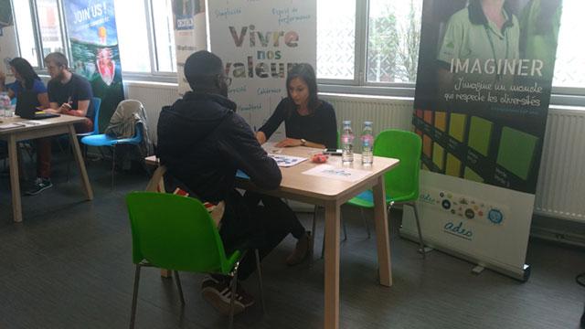 jobdatingday EFFICOM Lille