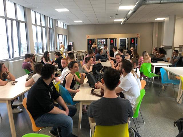 EFAB Lille étudiants