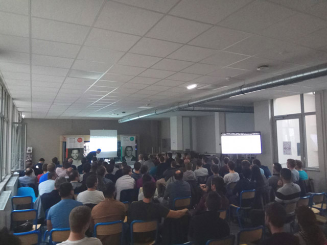 Tech school Meetup-Sécuriastion-API