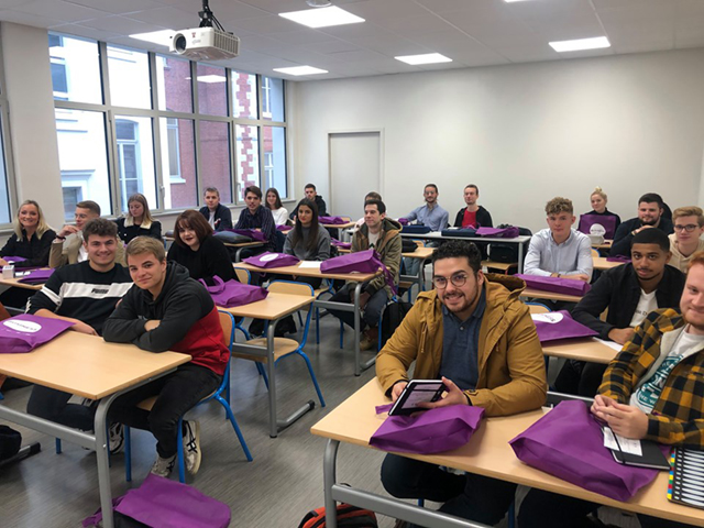 Etudiants de la Business School