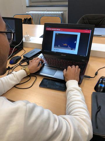 Défi Gaming : 1 semaine pour créer un jeu vidéo