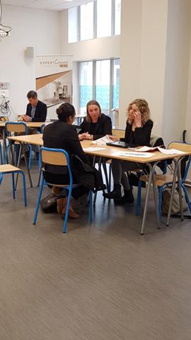 Sergic Jobdating EFFICOM Lille