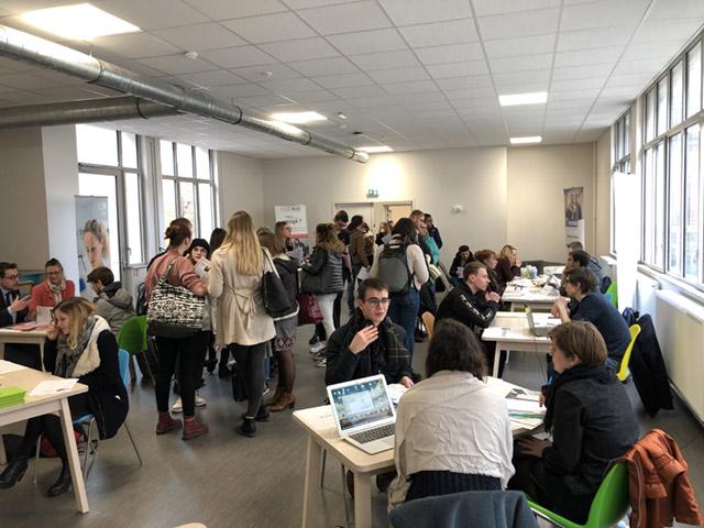 Jobdating EFFICOM Lille