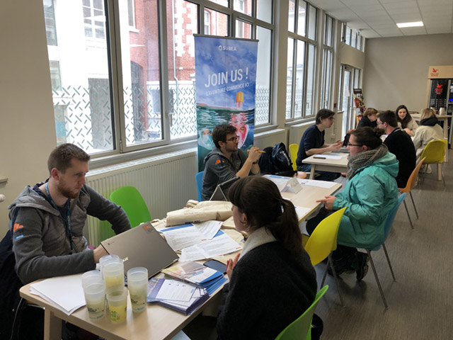 Decathlon Jobdating EFFICOM Lille