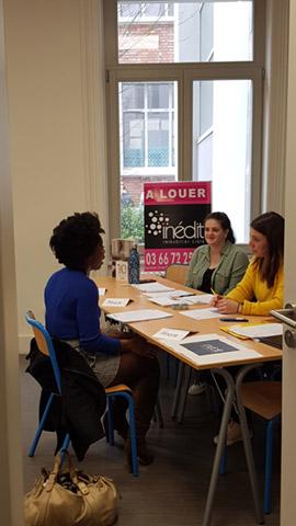 Inédit Jobdating EFFICOM Lille