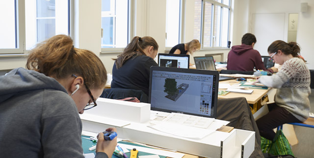 Design d'Espaces de la DESIGN SCHOOL
